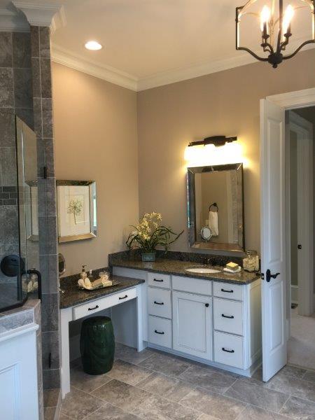 winslow homes custom bathroom