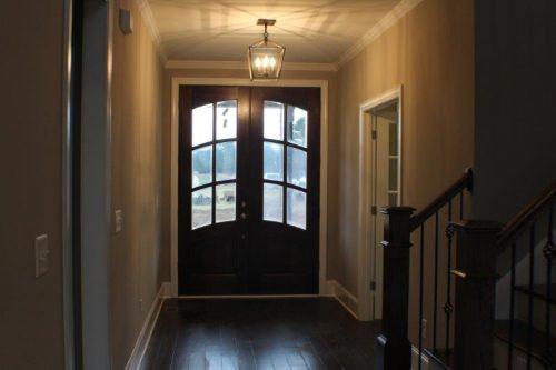 double door front door