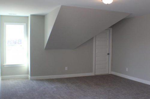 empty room with carpet