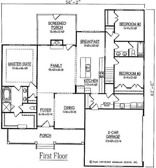 Rosefield FP 1st Floor