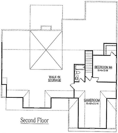 Rosefield FP 2nd FloorRosefield FP 2nd Floor