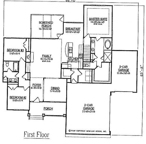 Statford FP 1st Floor