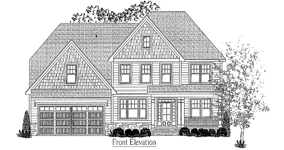 The Kenmore Elevation