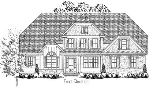 The Lincoln Elevation