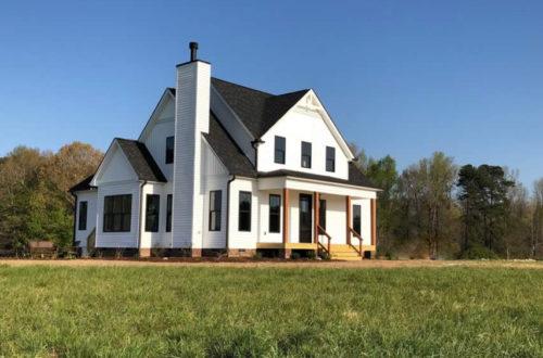 Winslow Homes Exterior