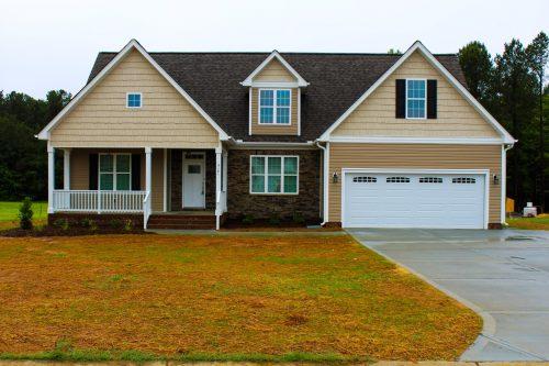 Winslow Homes custom house
