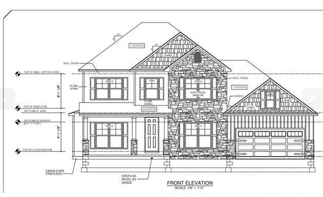 219 Terrell Drive house plan