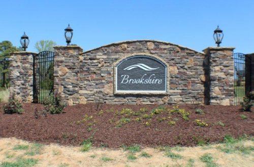 brookshire sign