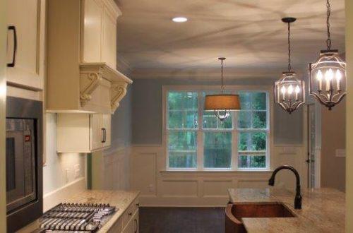 Winslow Homes Custom kitchen