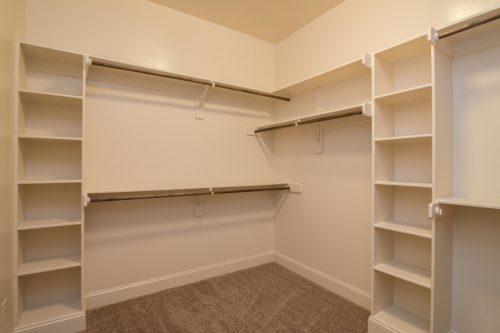 covington ridge master closet