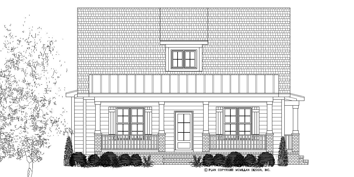 latimer house sketch