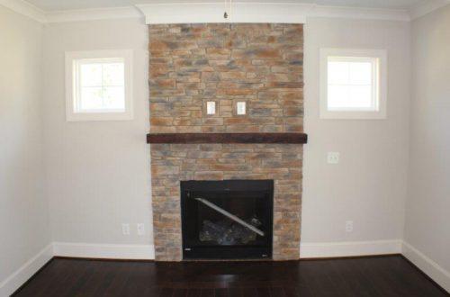 winslow homes latimer fireplace