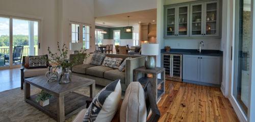 Winslow Homes Living Room