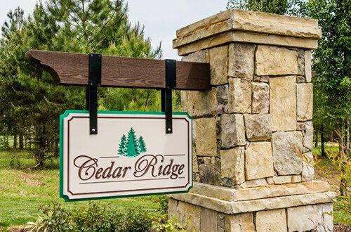 Winslow Homes Cedar Ridge